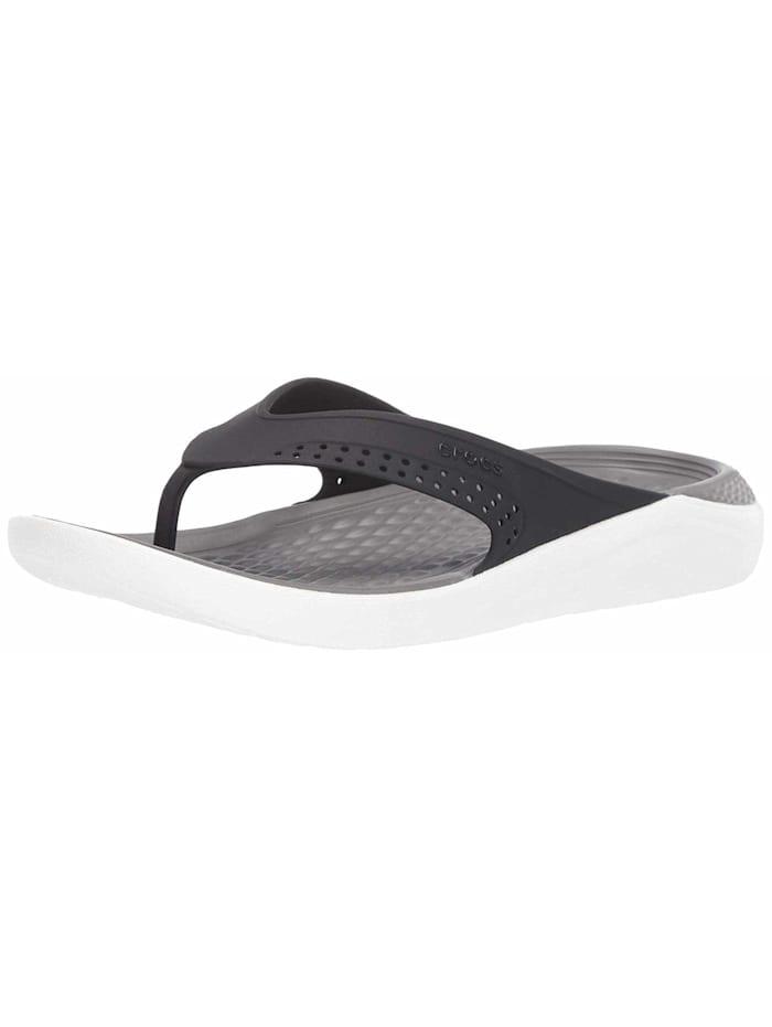 Crocs Pantoletten, schwarz