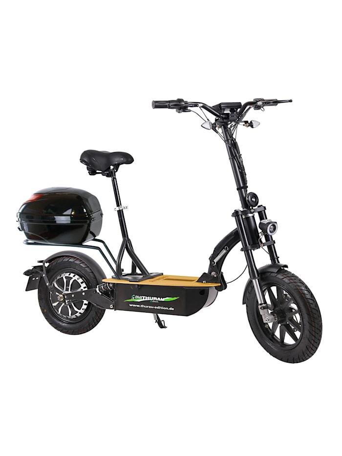"""Didi Thurau Edition DIDI THURAU EDITION Elektroroller """"Eco-Tourer Speed"""" 45 km/h, Safety Plus, schwarz"""