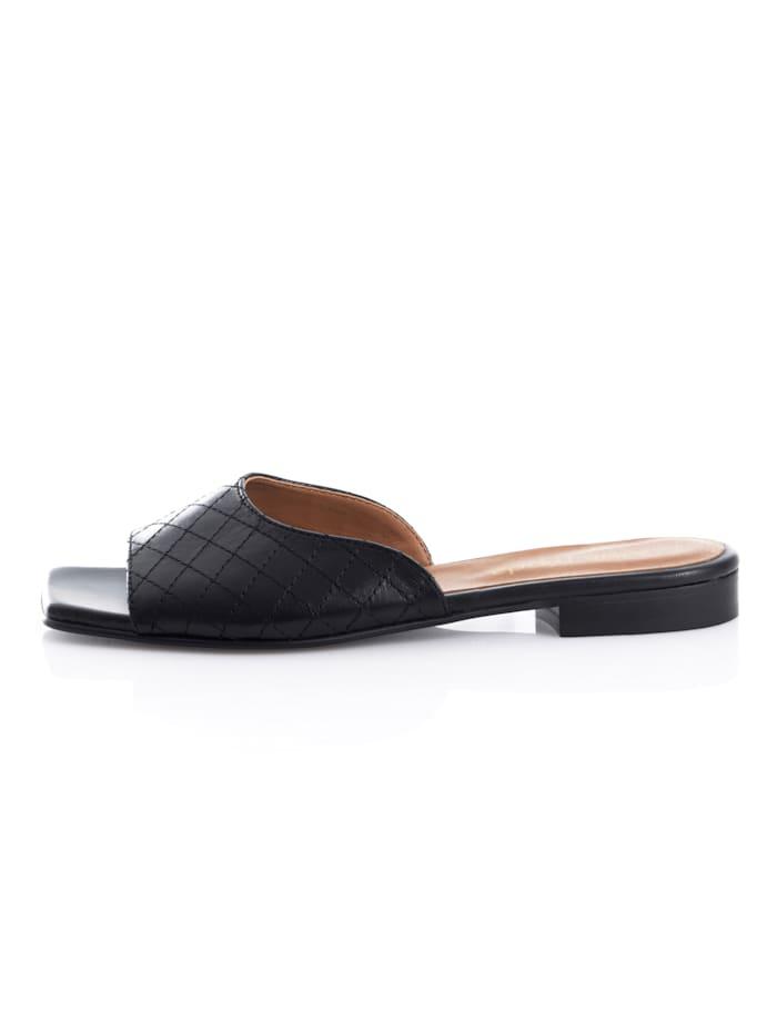 Nazouvací obuv z kozí nappa kůže