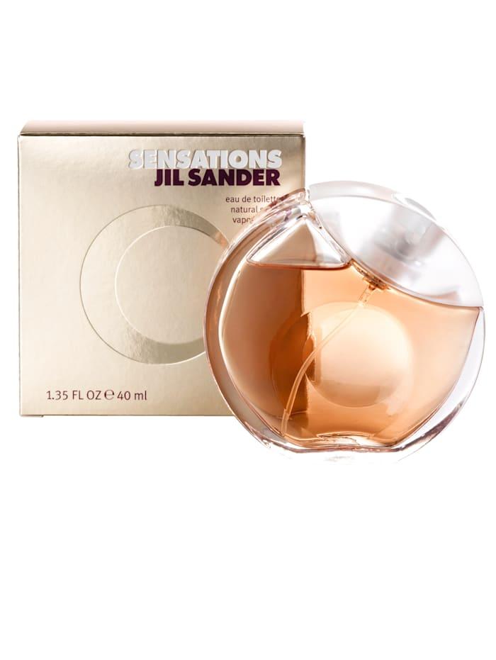 Jil Sander Sensation van J. Sander eau de toilette, Oranje