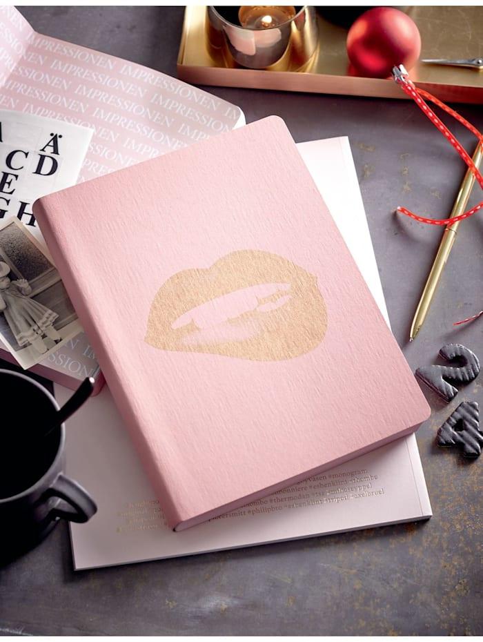 Notizbuch Glossy Lips