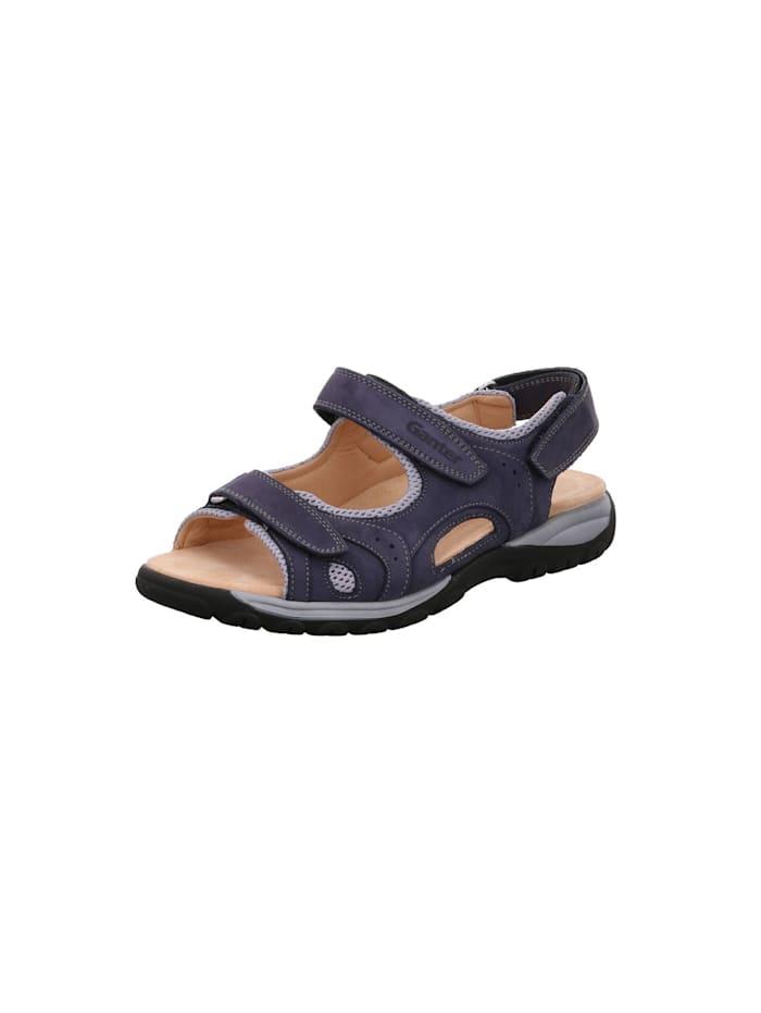 Ganter Sandale, dunkel-blau