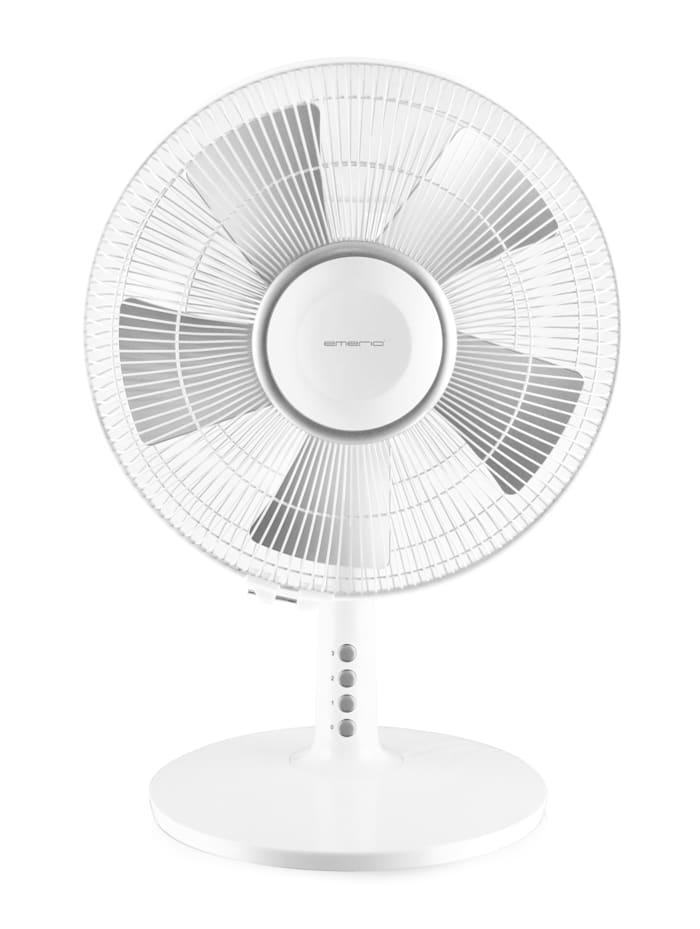 Emerio Tisch Ventilator FN-114224, Weiß