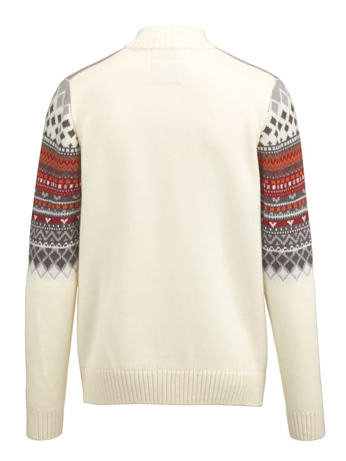 Pullover mit wärmender Merinowolle
