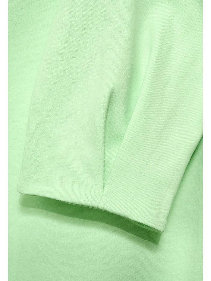 Shirt mit Faltenärmel