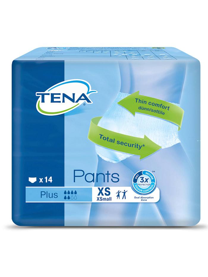 TENA Pants Plus L, blanc
