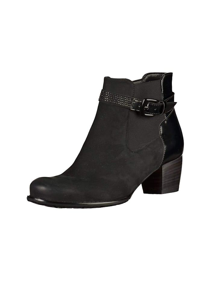 Ara Stiefelette, schwarz