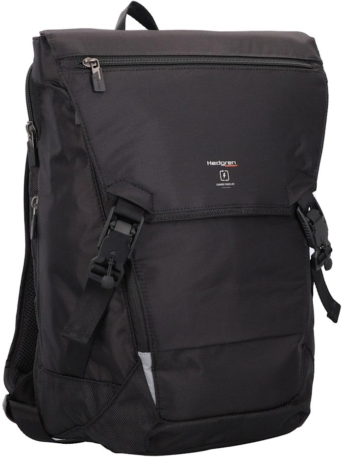 Hedgren Joint Rucksack RFID 43 cm Laptopfach, black