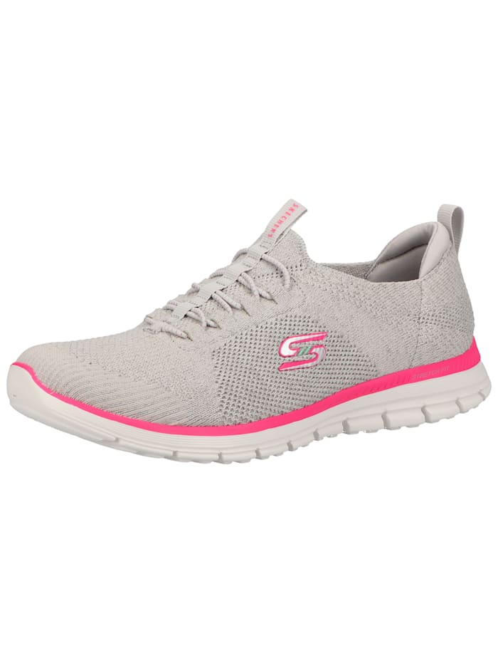 Skechers Skechers Sneaker Skechers Sneaker, Grau/Pink