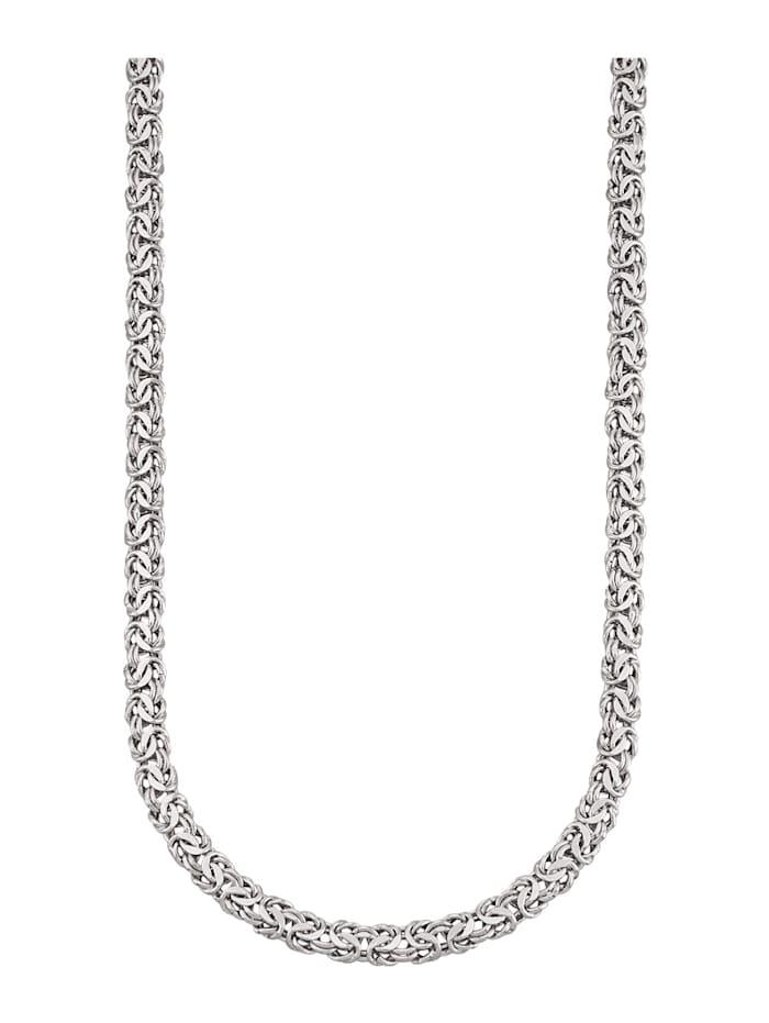Königskette in Silber 925, Silberfarben