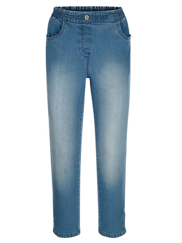 3/4-jeans in Lotta Slim model