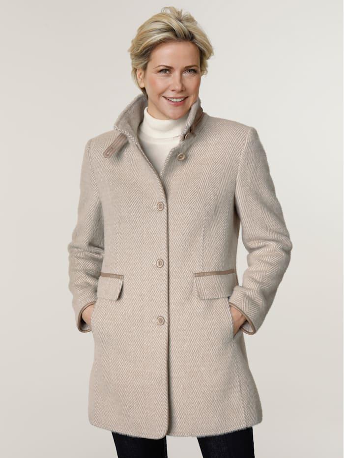 MONA Jacket, Ecru/Ivory