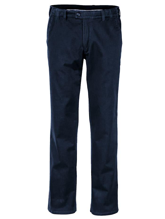 BABISTA Reisehose mit 7 cm mehr Bundweite, Marineblau