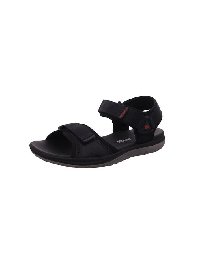 Clarks Sandalen, schwarz