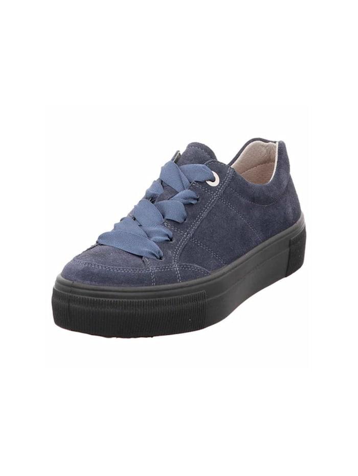 Legero Sneakers, mittel-blau