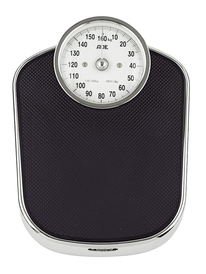 ADE Mechanická osobná váha Felicitas / BM 02, čierna