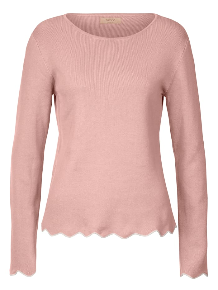 SIENNA Pullover, Rosé