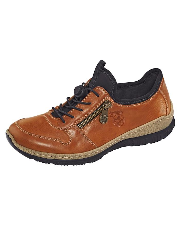Rieker Lace-up shoes, Brown