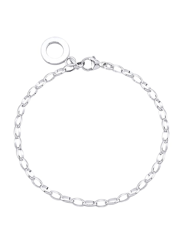 Atelier Imperial Sisi Armband für Charms in Silber 925, Silberfarben