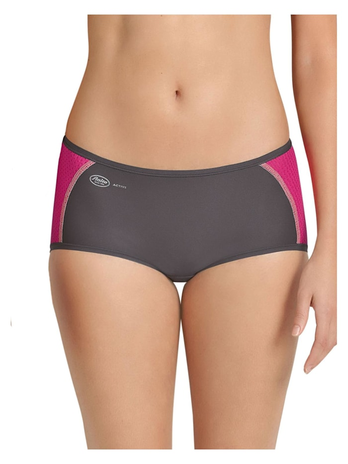 Anita Sport Panty  Sport-Panty, pink-anthrazit