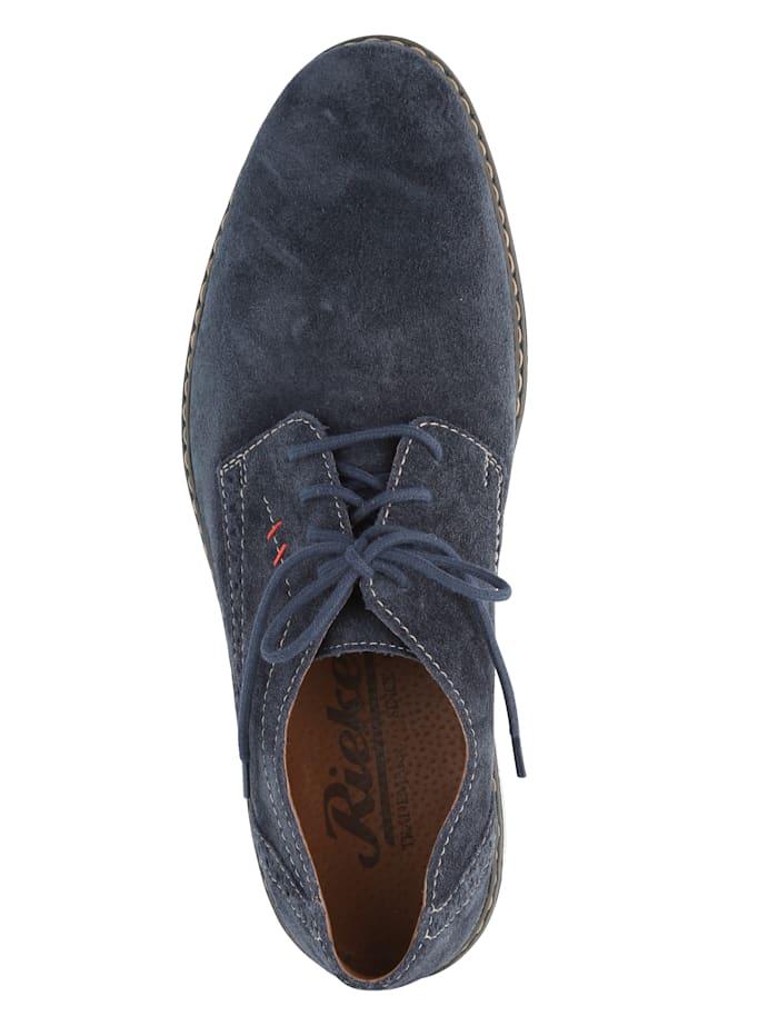Šnurovacia obuv s trendovou podrážkou