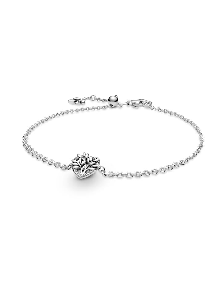 Pandora Armband, 925 -Lebensbaum- 599292C01-20, Silberfarben