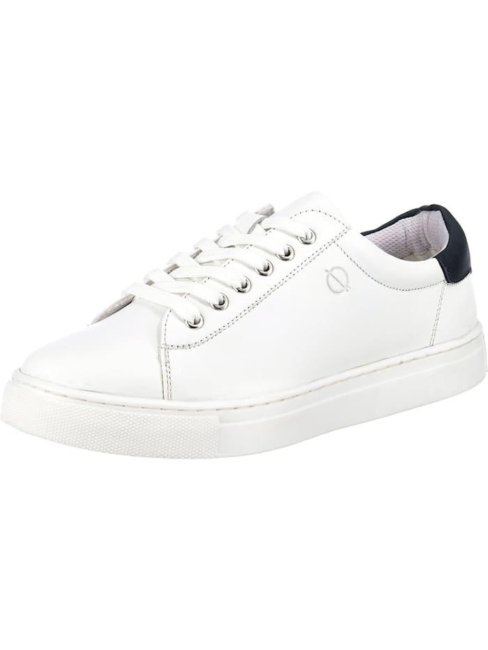 Paul Vestebro Limited Leder City Sneaker, weiß