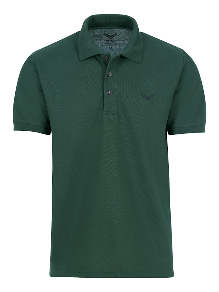 Damen Poloshirt in Piqué-Qualität