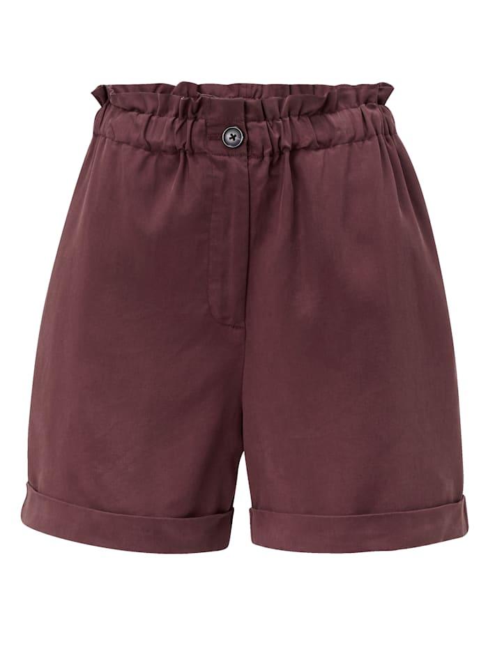 Samsøe Samsøe Shorts, Aubergine
