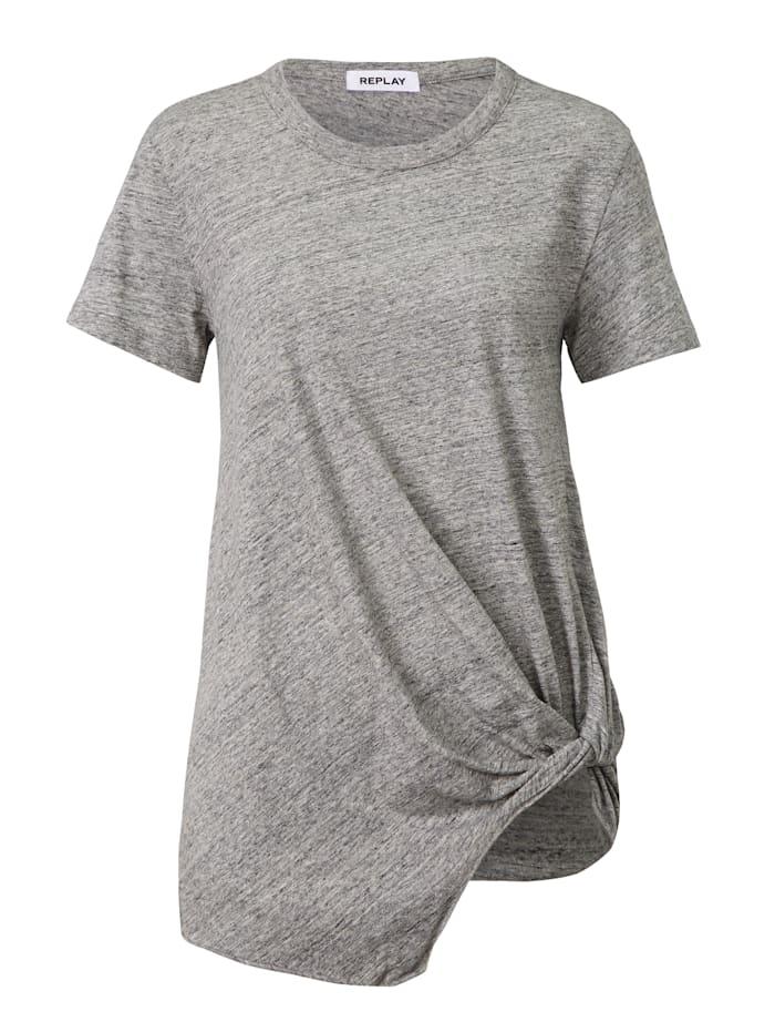 REPLAY T-Shirt, Grau