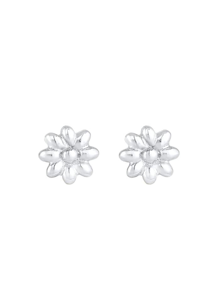 Ohrringe Gänseblume Natur Blüte Blume 925 Silber