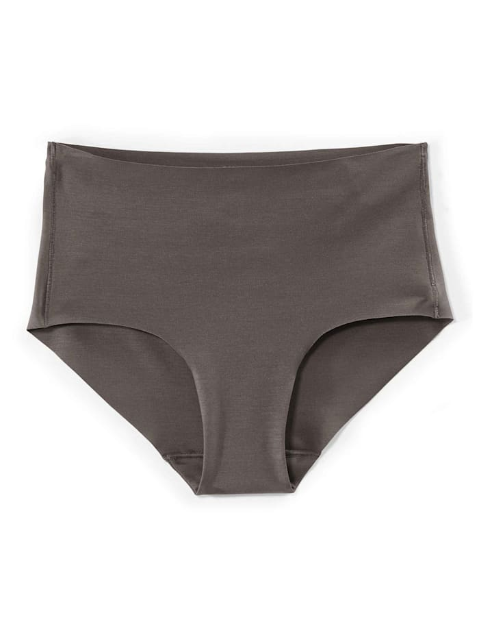 Calida Panty, low cut, Compostable Made in Green by OEKO-TEX®, toasted taupe