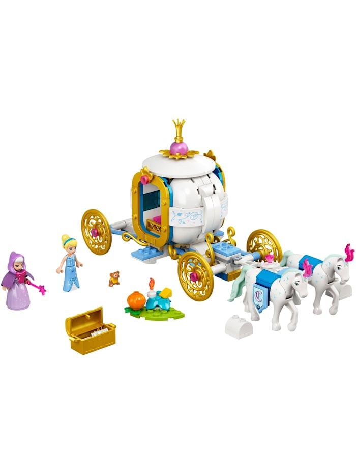 Konstruktionsspielzeug Disney Princess Cinderellas königliche Kutsche