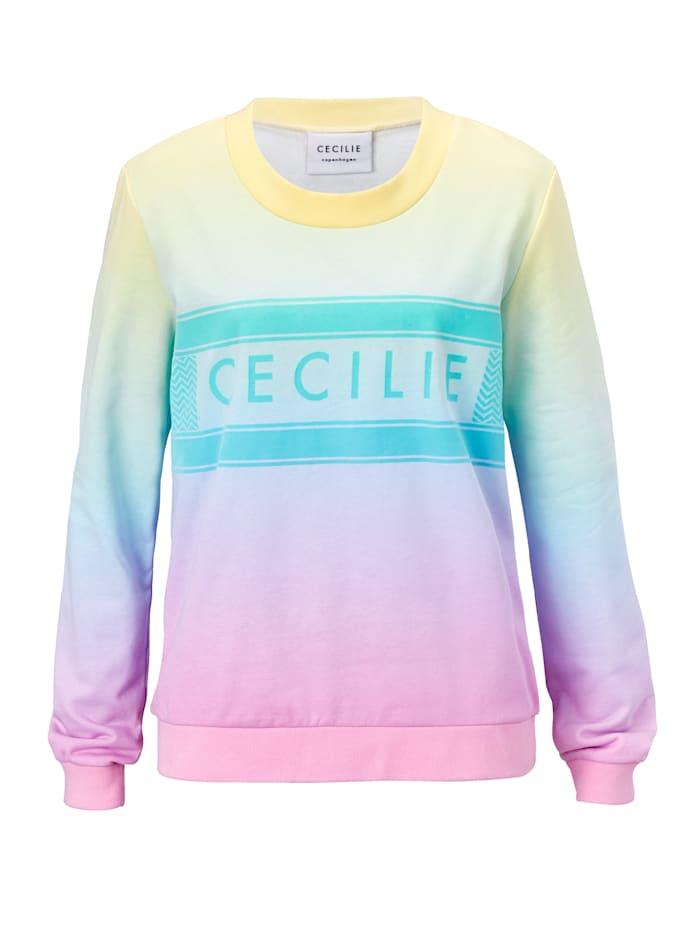 Cecilie Copenhagen Sweatshirt, Multicolor