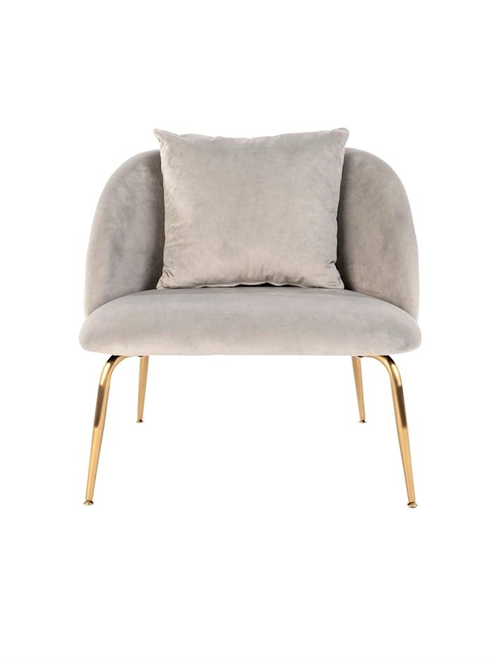 IMPRESSIONEN living Lounge-Sessel, Grau