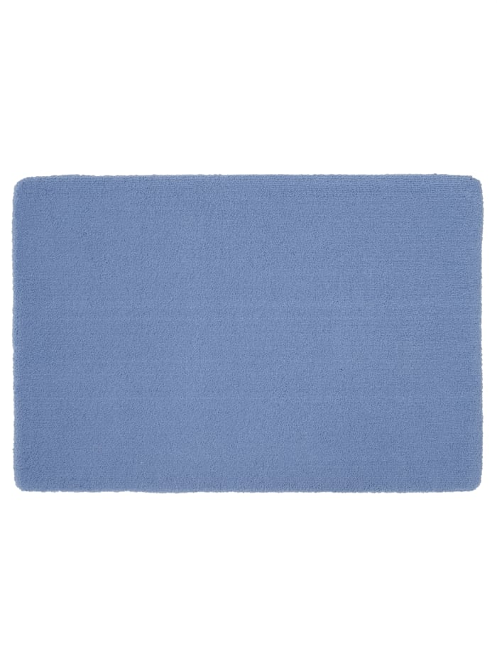 Rhomtuft Bademattenserie 'Square', Blau