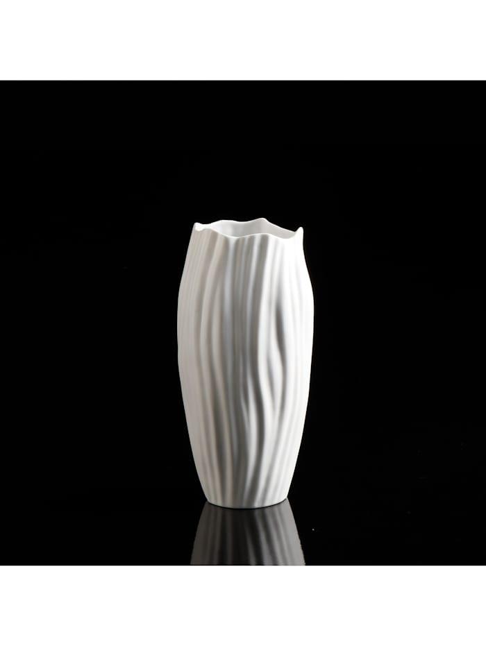 Kaiser Porzellan Kaiser Porzellan Vase Spirulina, weiß
