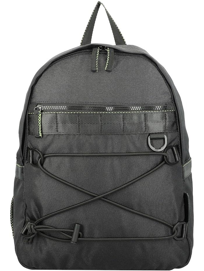 Tom Tailor Jon Backpack 40 cm Laptopfach, black