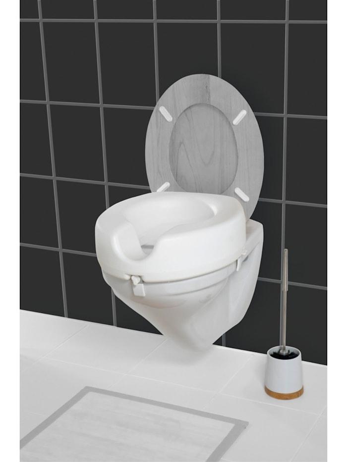 WC Sitz-Erhöhung Secura, 150 kg Tragkraft
