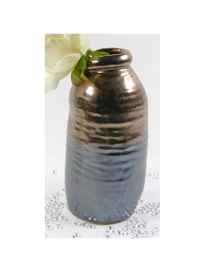 HTI-Living Vase Atlantik, Petrol