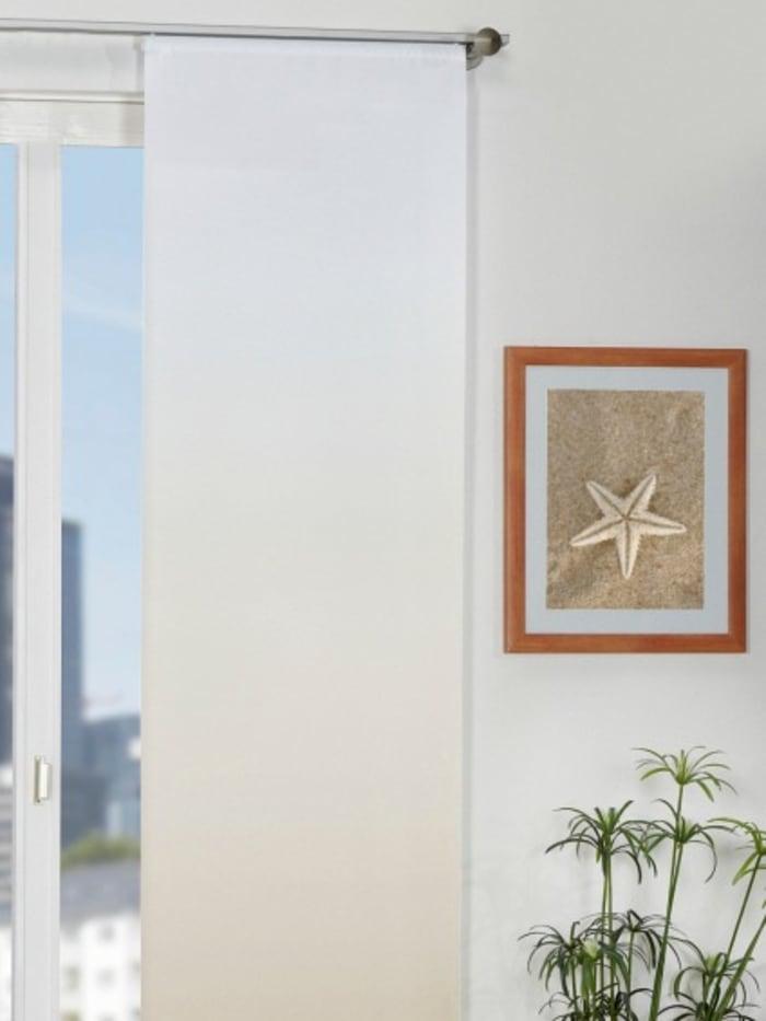 Home Wohnideen Panneau japonais 'MADRID', Sable