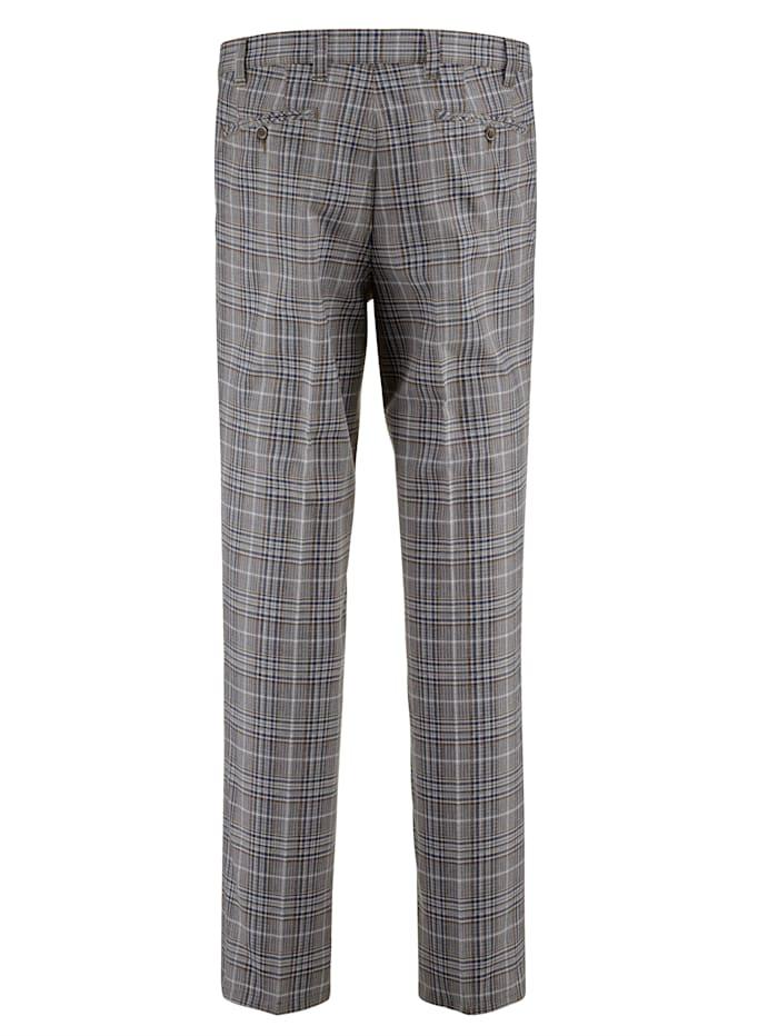 Nohavice z luxusnej tkaniny