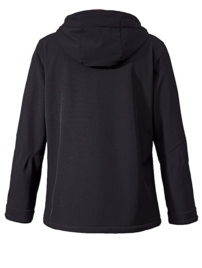 Softshell-Jacke atmungsaktiv wasserabweisend & winddicht