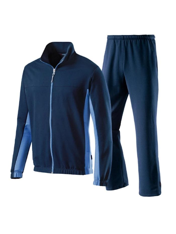 Schneider Sportwear Schneider Sportwear Trainingsanzug JANM, Dunkelblau