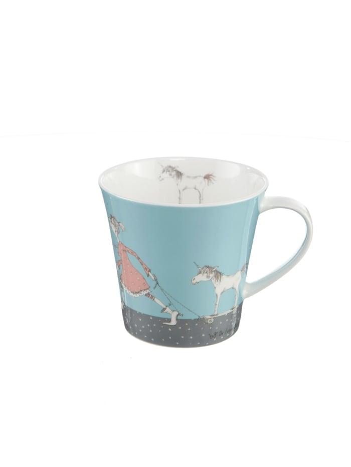 """Goebel Coffee-/Tea Mug Barbara Freundlieb - """"Die sind doch alle verrückt"""""""