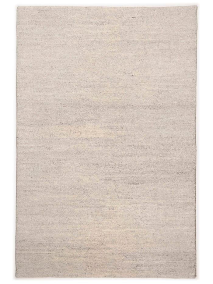 Theko®die Markenteppiche Wollteppich Rafael, Grau