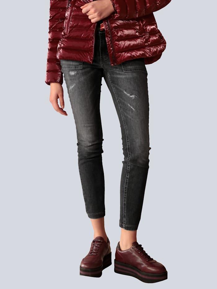 MAC Jeans im Worker-Style, Grey