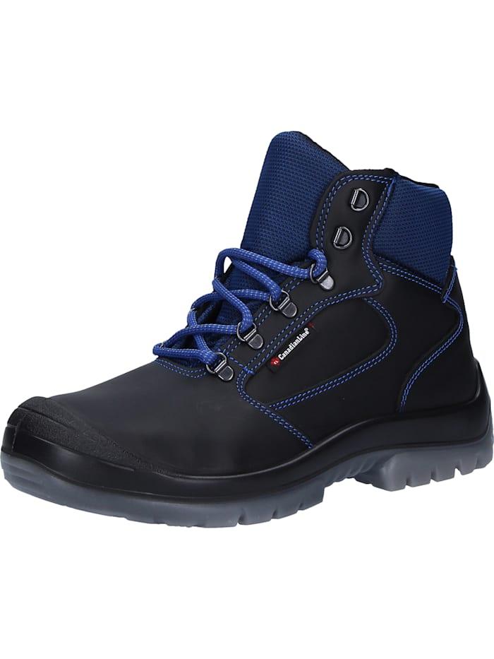 CanadianLine Sicherheitsschuhe Prado, schwarz/blau
