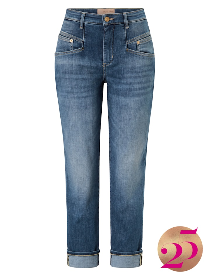 MAC Jeans, Jubiläumskollektion, Jeansblau
