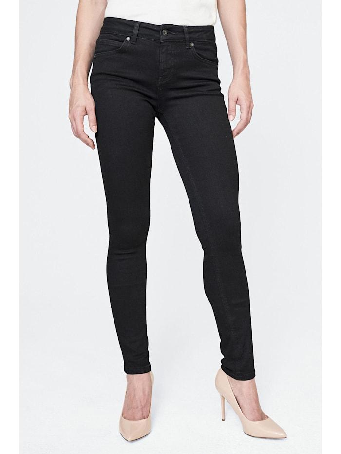 Harlem Soul Black Jeans KAR-LIE, black